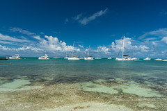Anegada (Fret Spider) Tags: bvi britishvirginislands vacation relax rejuvenation sea beach sun weather island tropic sky clouds charter boat ship vessel mirrorless sonya7rii wideangle ultrawideangle canonef24mmf14liiusm