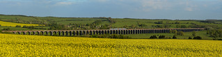 222102 Harringworth Viaduct