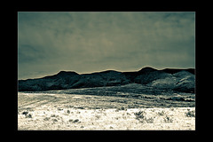 Formas del paisaje (mujik estepario) Tags: pentaxkx smcpentaxm28mf35 virado sierradelaventana pentaxlife pentax pentaxart paisaje