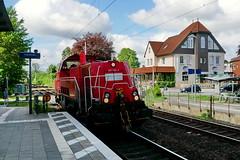 P1190439 (Lumixfan68) Tags: eisenbahn loks baureihe 261 voith gravita 10bb deutsche bahn db cargo dieselloks rangierloks