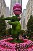 Rockefeller Center, 03.25.16 (gigi_nyc) Tags: rockefellercenter rockcenter easter easterbunny topiary easterbunnytopiary channelgardens spring flowers nyc newyorkcity