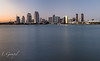 San Diego Skyline (Lgampel) Tags: flickr night littleitaly boattours nature water reflections city sonya6500 landscapes ocean california longexposure cityscape scenery sandiego travel torreypines colors seascape sky lajolla navalbase seaportvillage coronado downtown sailboats ships ferry specland