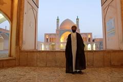 Agha Bozorg mosque (deus77) Tags: agha bozorg mosque iran kashan school madrasah molla pray islam prayers islamic complex shia imams imam