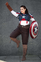 PHOTOGRAPHY BY PAT LYTTLE (jpassionpat) Tags: cosplay costume cosplayers pat lyttle comiccon mcm