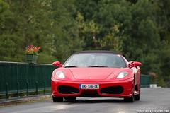 Sport & Collection 2014 - Ferrari F430 Spider (Deux-Chevrons.com) Tags: ferrarif430spider ferrari f430 spider ferrari430spider 430 ferrari430 ferrarif430 sportcollection france auto automobile automotive oldtimer car coche voiture rallye sportcar gt classiccar