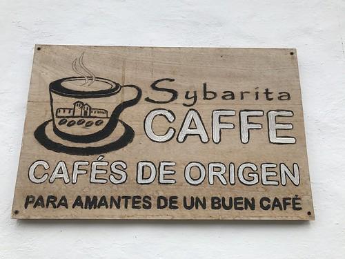 Sybarita Caffe, Villa de Leyva, Colômbia.