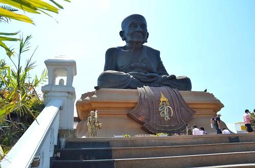 Wat Huay Mongkol. Hua Hin
