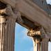 Os gregos eram mestres em arquitetura...