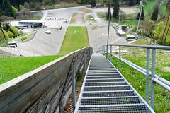 Two fences (HFF) (Offline until 6th of June) Tags: hff willingen skijumping stadium fence zaun stadion skispringen germany deutschland