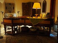 P5102534 (simonrwilkinson) Tags: nymans nationaltrust haywardsheath westsussex handcross interior musicalinstrument pianoforte