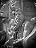 Roma, San Pietro in Vincoli, Mosè 2 (giuseppesavo) Tags: pentax pp9354 photivo pentaxsmcda181353556 k7 linux ubuntumate gimp gmic italia italy rinascimento michelangelo mose roma rome moses mosè statua statue