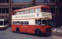 Wright&Biddell(BlueTriangle)-RMS49-NMY632E-Wallington-ConnexRR-040798a (Michael Wadman) Tags: nmy632e routemaster bea britisheuropeanairways bluetriangle wallington