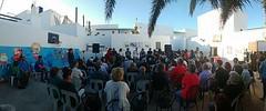 'Conversaciones con Antonio Maíllo' en la fiesta de IU Níjar (Almería) (IU Andalucía) Tags: níjar rodalquilar almería andalucía iu iuandalucía izquierdaunida
