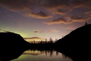 Calgary Light Pollution