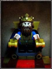 King Randor (LegoKlyph) Tags: lego custom motu masters universe heman skeletor randor king greyskull cartoon 80s retro