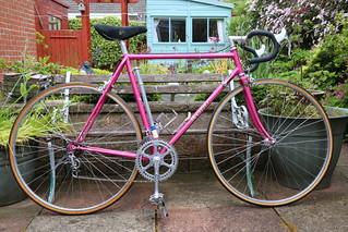 Mercier Services des Courses Bike.