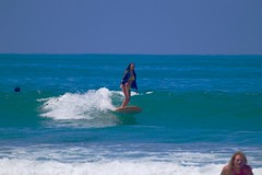IMG_9382 (palbritton) Tags: surf surfing surfer ocean waves beach surfergirl sea