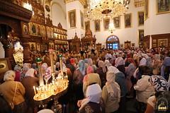014. The Feast of All Saints of Russia / Всех святых Церкви Русской 18.06.2017