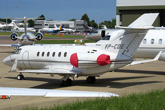 VP-CDE (GH@BHD) Tags: vpcde raytheon hawker hawker800xp hawker850xp britishaerospace bae bae125 aberdeenholdings ltn eggw londonlutonairport lutonairport luton aircraft aviation bizjet corporate executive vip