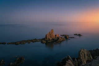 Blue hour in Cabo de Gata DSC0396