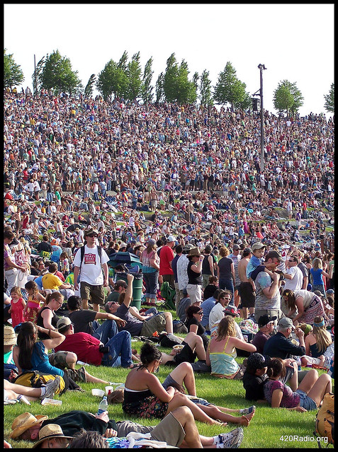 Allman Brothers Band - The Gorge Amphitheater - George, Washington - 5/16/2009