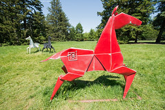 DSC_1494 (critter) Tags: origami mortonarboretum mortonarb kevin box cranes sculpture steel art