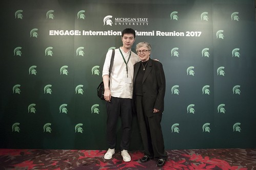 Engage: International Alumni Reunion in Hong Kong, May 2017