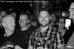 2017 Bosuil-Het publiek bij The Road Home en The Brandos 7-ZW