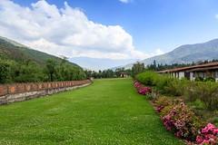 107A1455 (Tarun Chopra) Tags: bhutan gangsofduster canon5dsr pathway garden