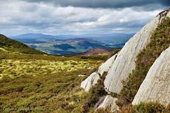Photo of Scotland. Ben Vrackie