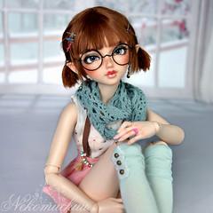 One more pic of Aria ;-) (nekomuchuu63) Tags: minifee juri 08 doll bjd fairyland