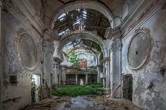 Abandoned (kiekmal) Tags: abandoned