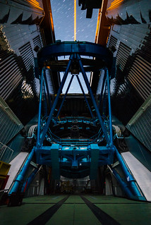 Subaru Telescope in Action