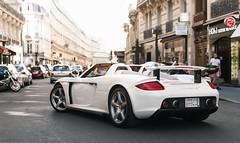 PerfeCGT. (misterokz) Tags: porsche carrera gt carreragt ksa saudi arabia arab supercar exotic paris carspotting spotting voiture misterokz photography automobile