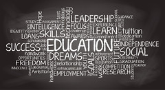 Immortalizing Values Through Education for Sustainable Development (genpal) Tags: education wordcloud students learning tuition success highschool employment job scholarship tagcloud tag word text illustration backgrounds chalkboard blackboard board chalk writing college university awards work young youth goals skills intelligence loans study learn leadership guidance noticeboard green template unitedstatesofamerica