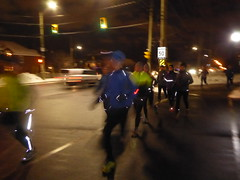 "Running Room (Slater St) February 1, 2017 - P1080286 (ianhun2009) Tags: runningroom ottawaontariocanada winterrunning ""february1 2017"" ""running room slater street"" ""run club"" training run"" ""cold running"""