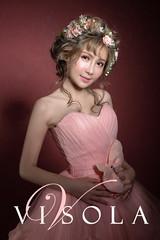 flickr001 (林亦倫) Tags: 劉桃桃 婚紗創作 新娘物語 寫真 雜誌 人像 棚拍 娃娃 花仙子
