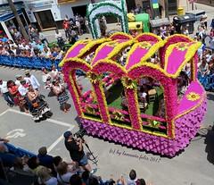 Día de San Isidro-Romería en Alameda-(Málaga) (lameato feliz) Tags: carroza alameda fiesta color andalucía