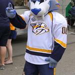 Nashville Predators Mascot Gnash thumbnail