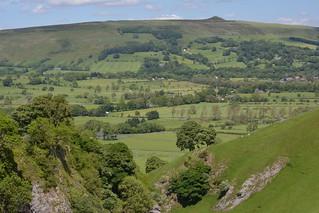Win Hill, Peak District National Park, Derbyshire, England.