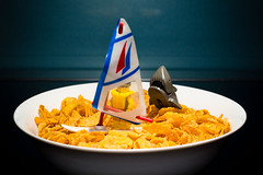 Day 145-365:  Tasty (LivingStone Images) Tags: 2017 25may17 365the2017edition 3652017 cornflakes day145365 food lego strobist werehere