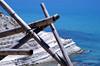 Storia di intrecci (encantadissima) Tags: scaladeiturchi realmonte patrimoniounesco agrigento sicilia italia mare canne intrecci people scogliera marna bianco