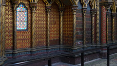 Sainte-Chapelle, royal niche