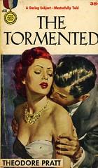 Gold Medal s933 - Theodore Pratt - The Tormented (swallace99) Tags: goldmedal vintage 50s paperback ernestchiriacka ernestchiriaka