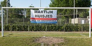 Afscheidswedstrijd Martijn