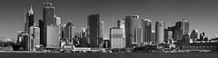 Quay panorama [Explored] (OzzRod) Tags: pentax k1 smcpentaxda55300mmf4558 panorama stitch circularquay sydney monochrome blackandwhite
