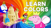 Learn Colors for Kids with Sand | Peppa Pig Paw Patrol Strawberry Shortcake Batman Spiderman Scooby Doo (surpriseeggskidstoys) Tags: adventuretime batman kids learncolors learningcolors pawpatrol peppapig roblox scoobydoo spiderman strawberryshortcake superman