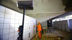 Teatrao-09claudio (Prefeitura de São José dos Campos) Tags: obrateatrão funcionáriourbam emprego trabalhador pedreiro construção claudiovieira