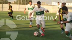 Final Copa Federación Juvenil. Elche CF 2-0 CD Roda (01/06/2017), Jorge Sastriques