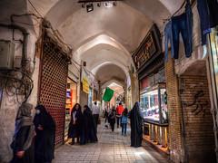 Kashan Bazaar, Isfahan Province, Iran (CamelKW) Tags: 2017 iran isfahan kashan kashanbazaar isfahanprovince